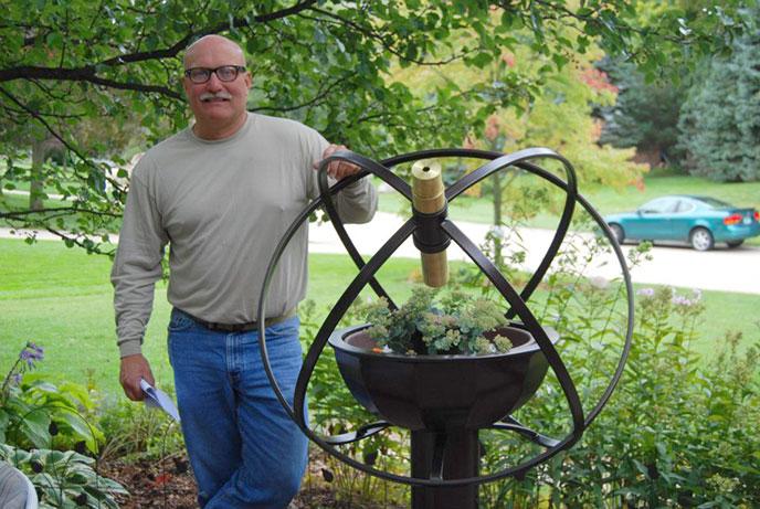 Bon Robert Anderson With Atomic Garden Kaleidoscope